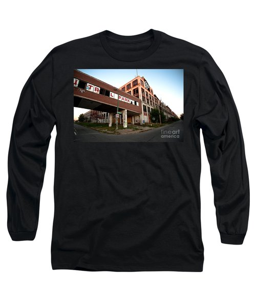 Tr L Park Long Sleeve T-Shirt