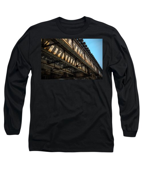 Tracks In The Sun Long Sleeve T-Shirt