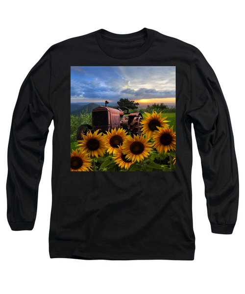 Tractor Heaven Long Sleeve T-Shirt
