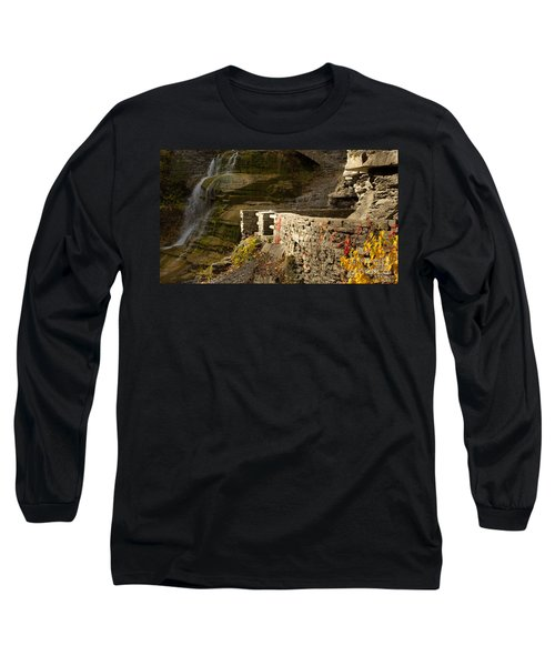 Trail At Treman Long Sleeve T-Shirt