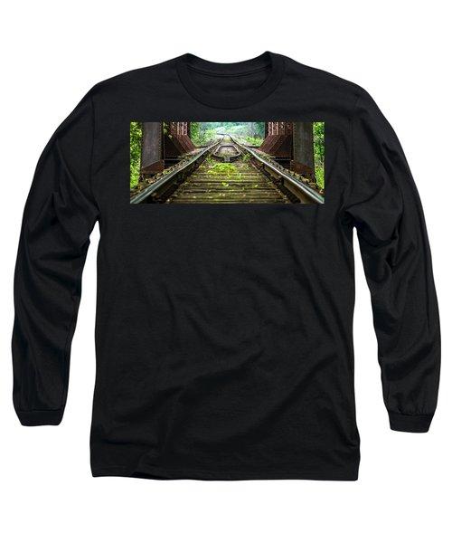 Train Trestle 2 Long Sleeve T-Shirt