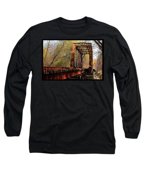 Train Trestle   Long Sleeve T-Shirt
