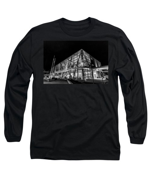 Trains And Buses Long Sleeve T-Shirt