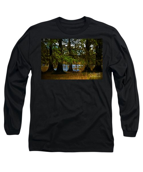 Tranquil And Serene Long Sleeve T-Shirt