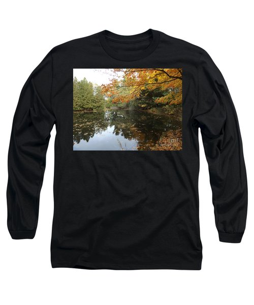 Tranquil Getaway Long Sleeve T-Shirt