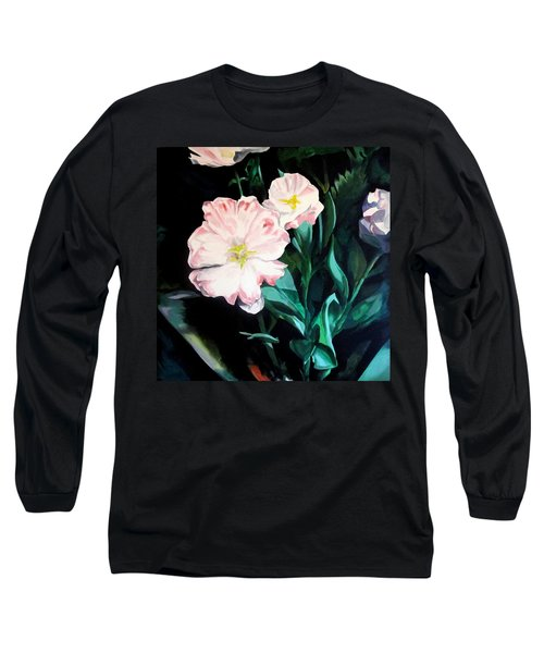 Tranquility In The Garden Long Sleeve T-Shirt