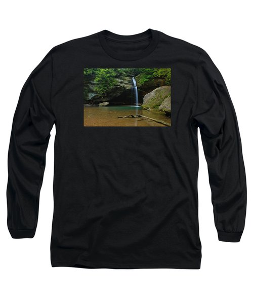 Tranquility Long Sleeve T-Shirt by Julie Andel