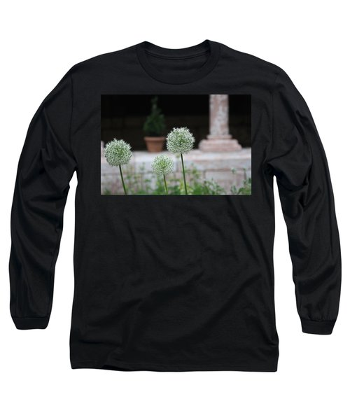 Tranquility Long Sleeve T-Shirt by Yvonne Wright