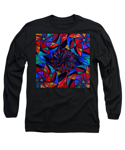 Transforming Fear Long Sleeve T-Shirt