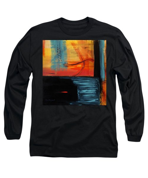 Transitions Long Sleeve T-Shirt by Dick Bourgault