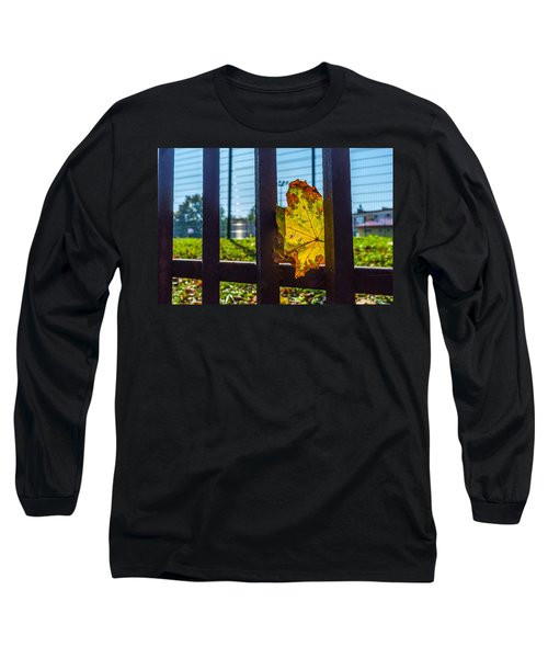 Trapped And Slowly Dying Long Sleeve T-Shirt