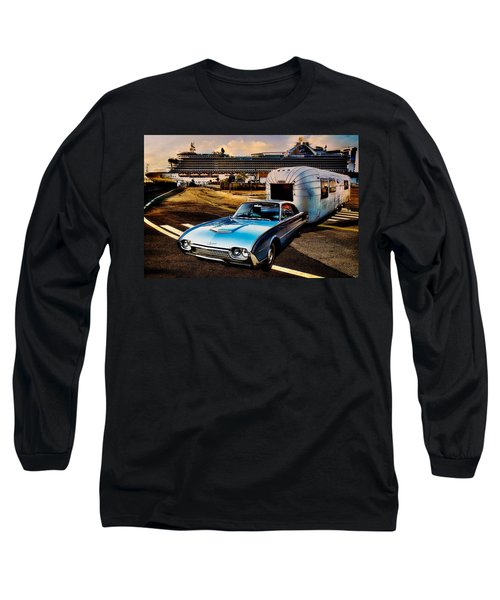 Travelin' In Style Long Sleeve T-Shirt