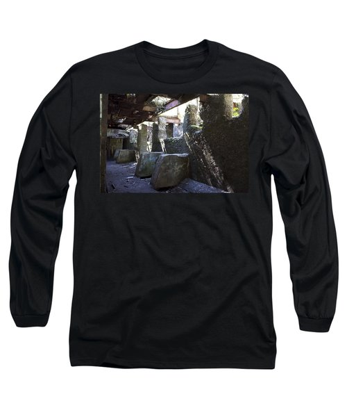Treadwell Mine Interior Long Sleeve T-Shirt