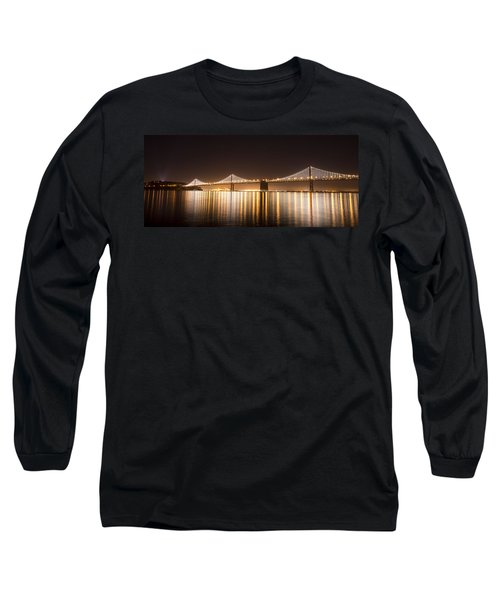 Treasure Island Bay Lights Long Sleeve T-Shirt