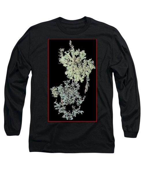Tree Fungus Long Sleeve T-Shirt