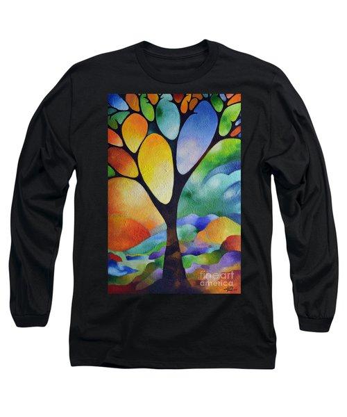 Tree Of Joy Long Sleeve T-Shirt