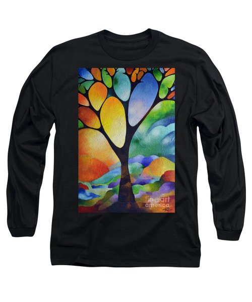 Tree Of Joy Long Sleeve T-Shirt