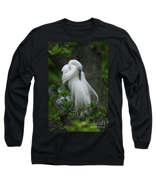 Tree Of Plumes Long Sleeve T-Shirt