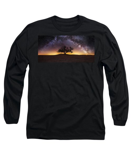 Tree Of Wisdom Long Sleeve T-Shirt