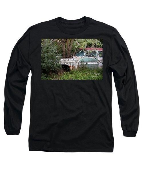 Tree-powered Desoto Long Sleeve T-Shirt