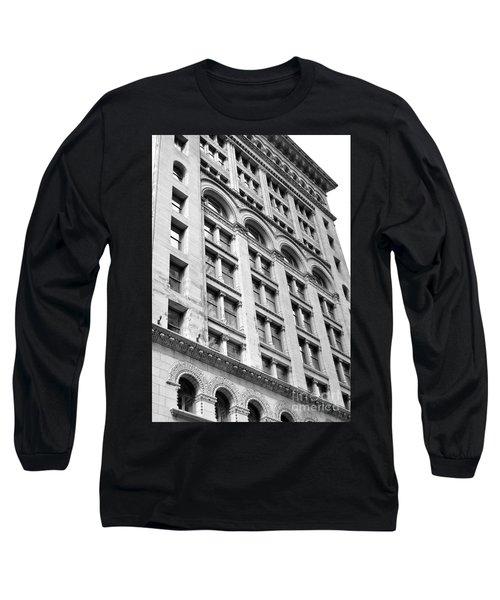 Tremont St Temple Boston Ma Long Sleeve T-Shirt