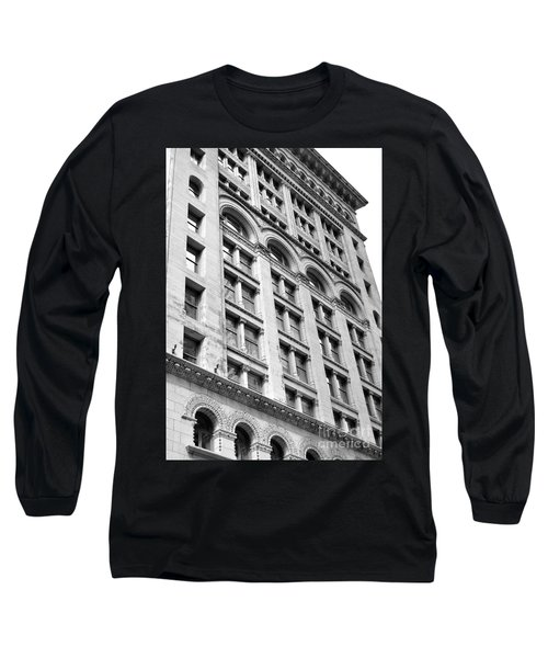 Tremont St Temple Boston Ma Long Sleeve T-Shirt