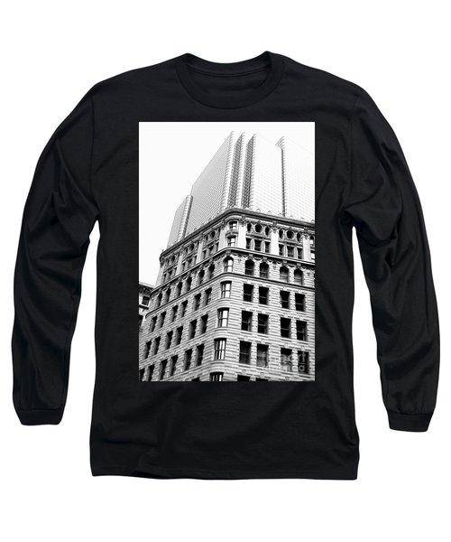 Tremont Temple Boston Ma Long Sleeve T-Shirt