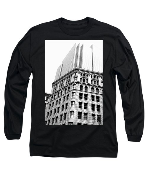 Tremont Temple Boston Ma Long Sleeve T-Shirt