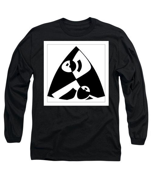 Triangle Long Sleeve T-Shirt