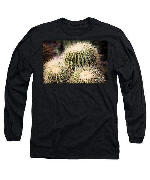Triple Cactus Long Sleeve T-Shirt