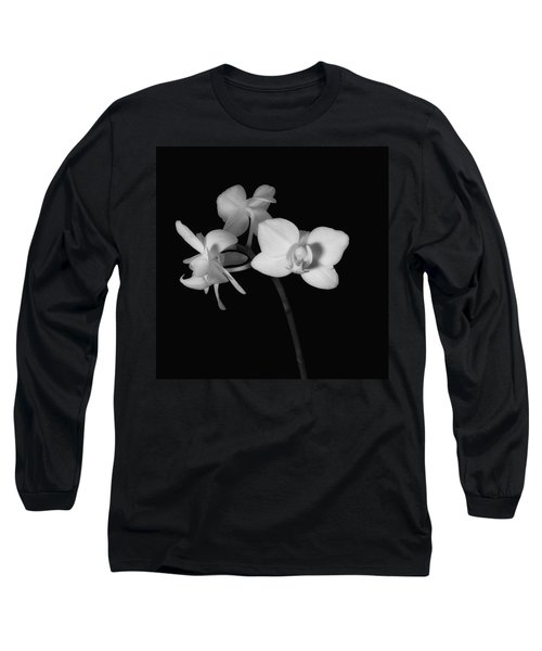 Long Sleeve T-Shirt featuring the photograph Triplets by Ron White