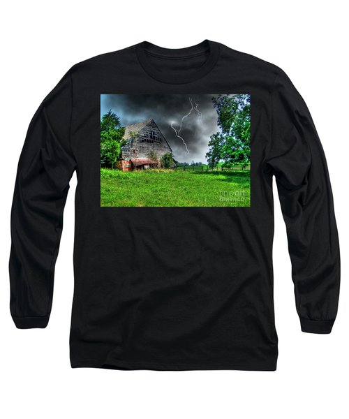 Trouble Brewing Long Sleeve T-Shirt