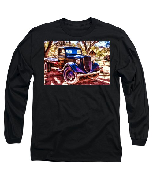 Truck Long Sleeve T-Shirt