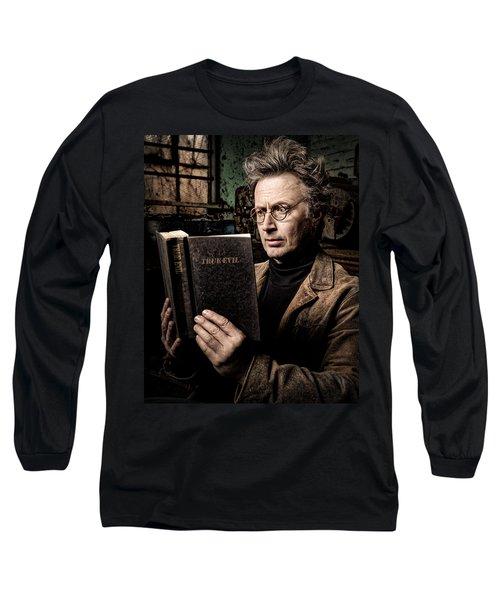 True Evil - Science Fiction - Horror Long Sleeve T-Shirt