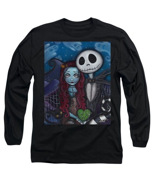 True Love  Long Sleeve T-Shirt by Abril Andrade Griffith
