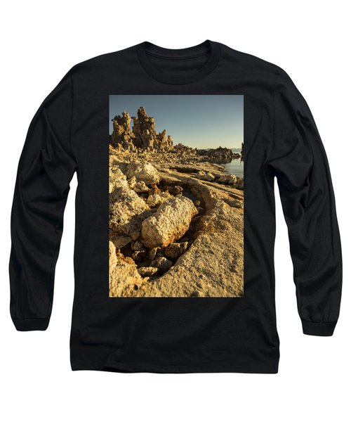 Tufa Rock Long Sleeve T-Shirt
