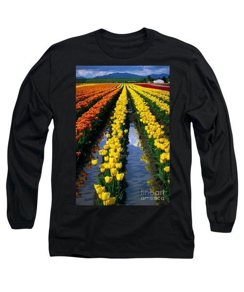 Tulip Reflections Long Sleeve T-Shirt