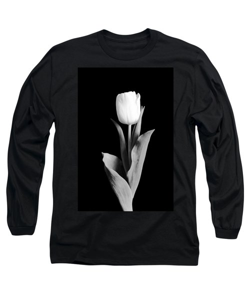 Tulip Long Sleeve T-Shirt by Sebastian Musial