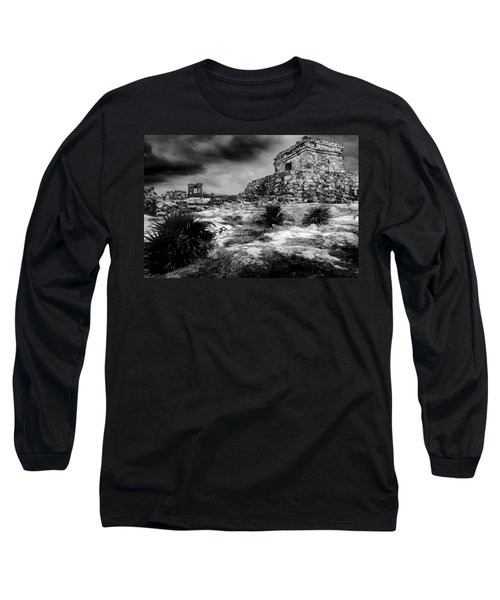 Tulum Ruin Long Sleeve T-Shirt