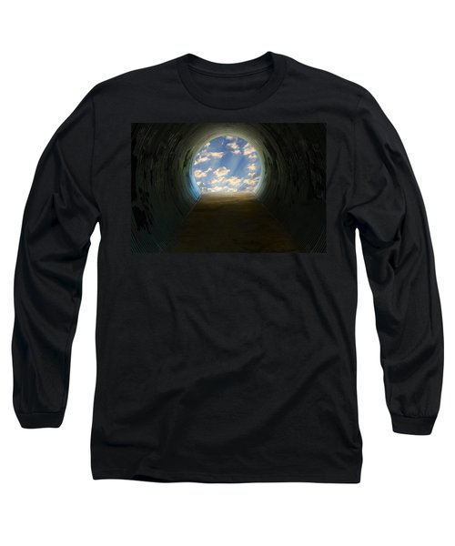 Tunnel With Light Long Sleeve T-Shirt