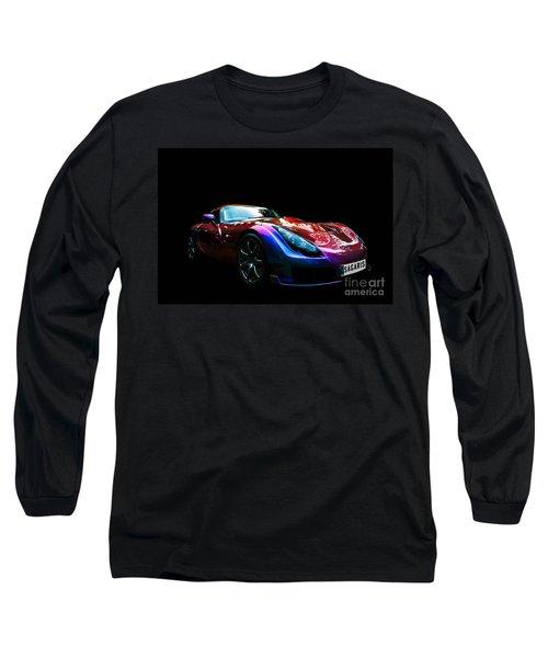 Long Sleeve T-Shirt featuring the photograph Tvr Sagaris by Matt Malloy