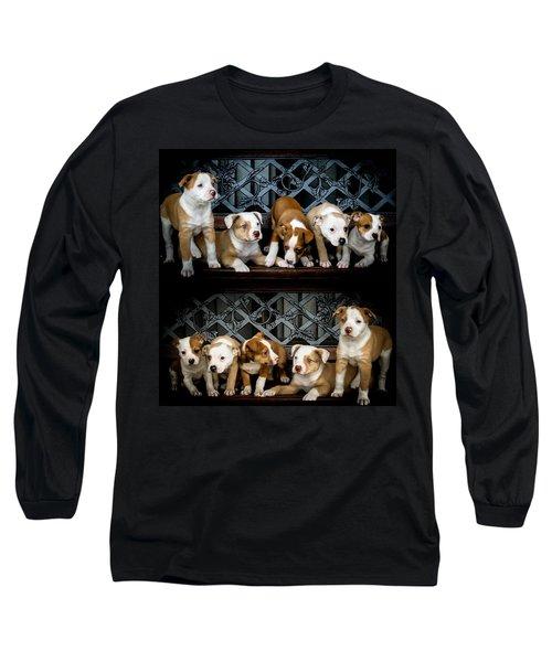 Twice The Love Long Sleeve T-Shirt