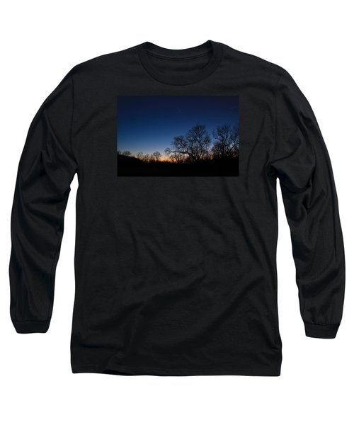 Twilight Dream Long Sleeve T-Shirt by Julie Andel