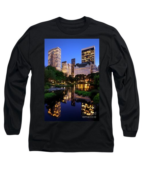 Twilight Nyc Long Sleeve T-Shirt