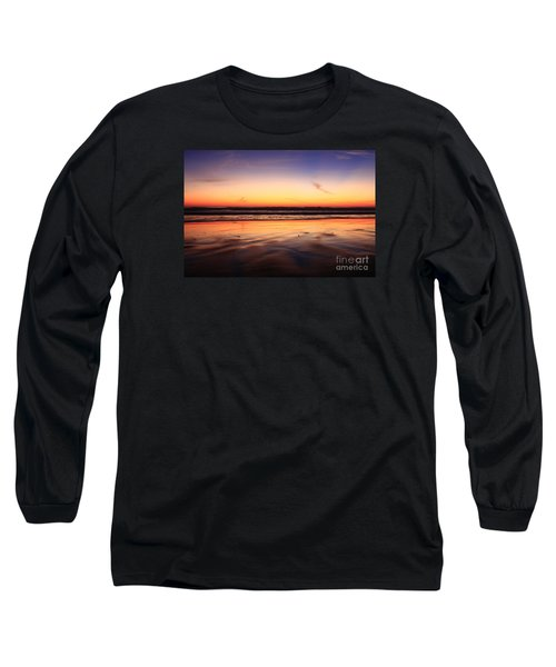 Cardiff By The Sea Glow Long Sleeve T-Shirt