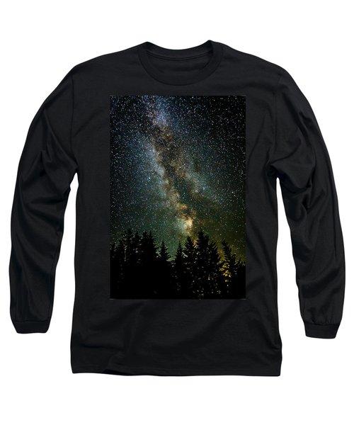 Twinkle Twinkle A Million Stars  Long Sleeve T-Shirt
