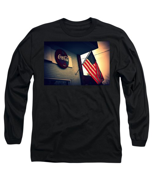 Two American Favorites Long Sleeve T-Shirt
