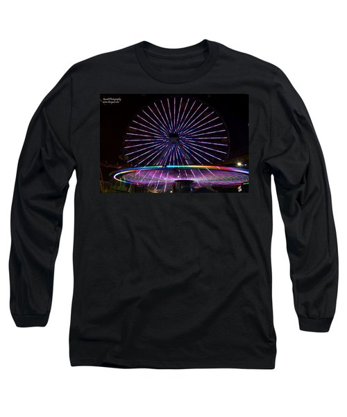 Two Carousels  Long Sleeve T-Shirt