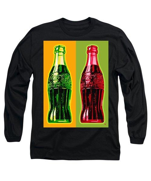 Two Coke Bottles Long Sleeve T-Shirt