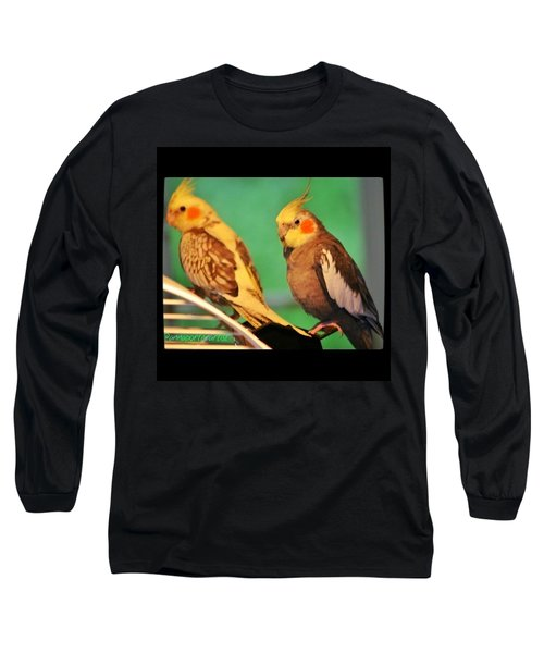 Two Tiels Chillin Long Sleeve T-Shirt